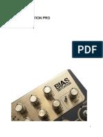Bias Distortion Pro User Manual