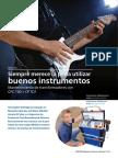 CPC 100 CP TD 1 Article Siempre Merece La Pena Utilizar Buenos Instrumentos OMICRON Magazine 2015 ESP