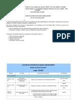 Agenda Taller Transferencia Metodológica. Enero 20 UNICEF