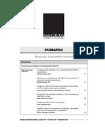 SUMARIO Gaceta Constitucional - Agosto 104