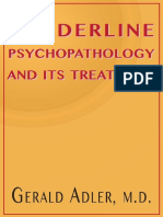 Borderline Psychopathology and Its Treatment 1465719148