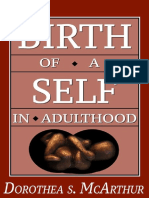 Birth of a Self in Adulthood