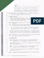 Notas de la Clase de álgebra lineal
