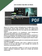 Capitolo 5 - iMovie