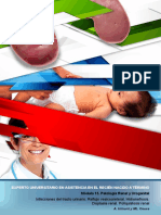 1. Infecciones Urinarias. Reflujo Vesico-ureteral.