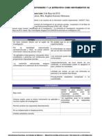 Ensayo 4.3 – (Ramírez, Reyna) El cuestionario y la entrevista como instrumentos de investigación