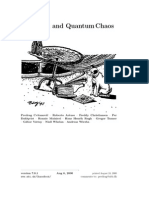 Classical and Quantum Chaos