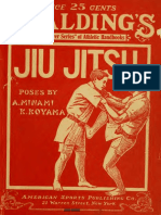 102141649 JIU JITSU the Effective Japanese Mode of Self Defense Illustrated by Snapshots of K Koyama Amp a Minami 1916