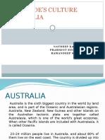 HOFSTEDE'S CULTURE AUSTRALIA.pptx