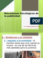 Mecanismos Psicológicos de La Publicidad