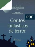 Livro Contos Fantásticos de Terror - UFRPE