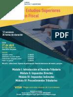 14.1 Programa Fiscal Tematica