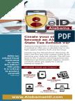 Alabama eID Program brochure