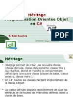 Heritage en C#