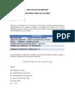 Anexo 3. Investigacion de Mercado...
