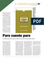 RESEÑA PURO CUENTO GARCÍA ROJAS