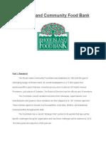 PRS300 Food Bank