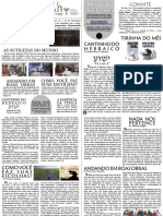 Jornal Shoresh 4 Edicao