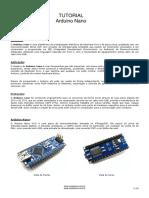 Martaduino Tutorial Arduino Nano
