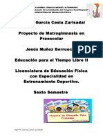 Proyecto-matrogimnasia