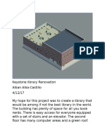 keystone library renovation