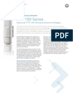 PTP100 Specifications