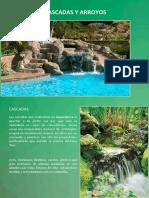 Catalogo de Cascadas y Arroyos