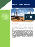 Brochure-Curso Básico de Control de Pozos CHILE (40 Horas)