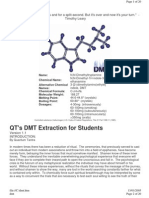 DMT Extraction