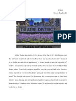 Theatre Review
