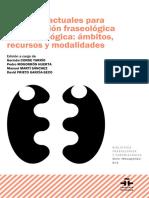Enfoques Actuales Traduccion Fraseologica