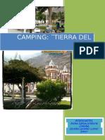 Proyecto Camping Tierra Del Sol