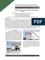 Analiza MKE čeličnog spremnika pod seizmičkim opterećenjem.pdf