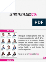 iStrategyLabs Capabilities and Case Studies