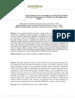 Otimização Do Arranjo Físico e Gamho Na Logistica Interna