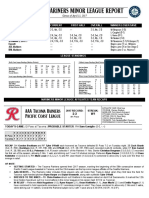 04.12.17 Mariners Minor League Report