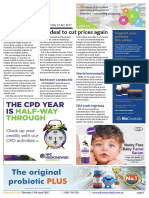 Pharmacy Daily for Thu 13 Apr 2017 - MA deal to cut prices again, FIP focusing on pharmacy roles, Drop 3kg for health - AIHW report, Travel Specials and much more