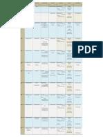 Activity Calendar 2013