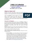 Handout web 2 0