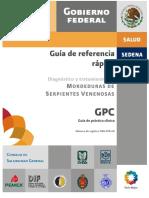 Mordeduras_serpientes - guia mexicana.pdf