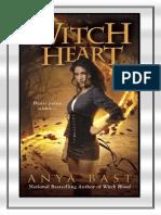Anya Bast - Corazón Embrujado - Serie Brujas Elementales III - Las Ex 474