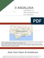 Islam Di Andalusia Ppt