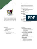 pledge education packet