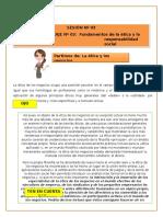 Guia Semana 03- La Ètica Empresarial y Responsabilidad Social