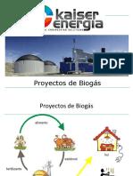 Presentacion Kaisser Energia