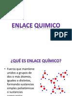 2.1 Enlace Quimico