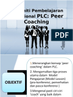 Model Latihan Peer Coaching