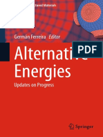 Alternative Energies Updates on Progress