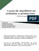 Punto de equilibrio en unidades y producción.pptx