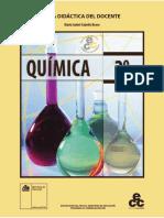 Texto Del Docente Química Segundo Medio